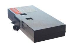 Batería mando grúa Hetronic-Abitron 9,6 Voltios 2000mAh Ni-MH