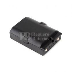 Batería mando grúa Ikusi 7,2 Voltios 600 mAh