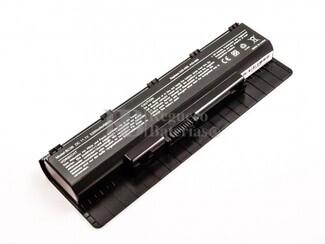Batería de larga duración para Asus N56 Series, B53A Series, R500N Series, R500VD Series, R503C Series