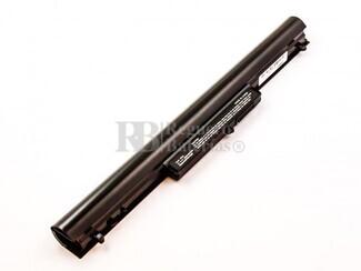 Batería compatible para ordenador HP Sleekbook 14-1000, Li-ion, 14,4V, 2200mAh, 31,7Wh, negro
