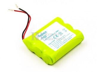 Batería para teléfonos inalámbricos Panasonic, Philips, Sanyo
