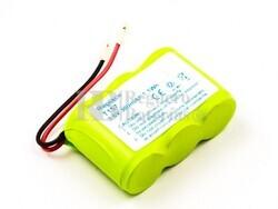 Batería compatible para PANASONIC SONY SANYO AT KX-T3600 KX-T3620 KX-T3700 KX-T3705...