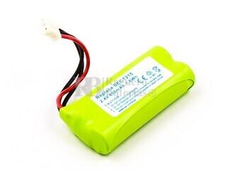 Batería para teléfono inalámbrico Philips DECT 215 Trio, Xalio 300, Kala 300