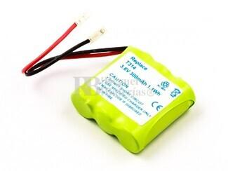 Batería para SAGEM D10T Mistral 200 Mistral 220 AUDIOLINE CDL 970 CDL 971