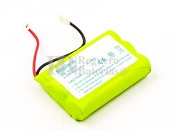 Batería para teléfono inalámbrico Audioline, Samsung, Thomson