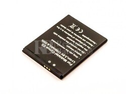 Batería compatible para smartphone MOBISTEL Cynus E5, Li-ion, 3,8V, 1700mAh, 6,5Wh