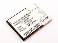 Batería compatible para smartphone MOBISTEL Cynus T8
