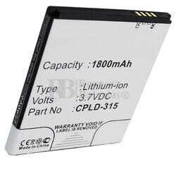 Batería compatible para smartphone VODAFONE SMART 4