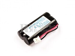 Bater�a  para tel�fono inalambrico Swisscom Da Vinci, NiMH, 2,4V, 800mAh, 1,9Wh