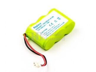 Batería para teléfonos inalámbricos SIEMENS Gigaset 100 200 A1 A100