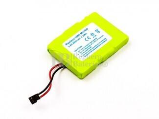Batería para teléfonos inalámbricos SIEMENS Gigaset 3000 Micro 3010 Micro 3015 Micro...