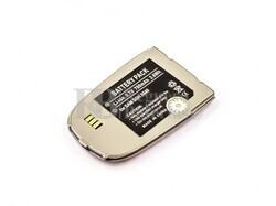 Bateria  SGH X640, para telefonos SAMSUMG, Li-ion, 3,7V, 700mAh, 2,6Wh, silver