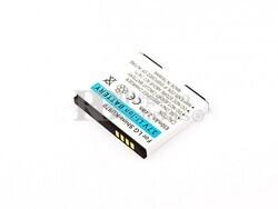 bateria Shine KU970, para telefonos LG Li-ion, 3,7V, 650mAh, 2,4Wh