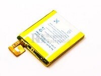 Bateria Sony XPERIA T, LT30A, Li-ion, 3,7V, 1780mAh, 6,6Wh