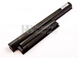 Bater�a compatible SONY VGP-BPS26, Li-ion, 11,1V, 5200mAh, 57,7Wh, Negro