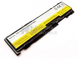 Bateria compatible ThinkP T410s, para ordenadores lenovo, Li-ion, 11,1V, 3600mAh, 40,0Wh, black