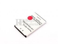 Bateria X1, X10, para telefonos Sony Ericsson Li-Polymer, 3,6V, 1500mAh, 5,4Wh