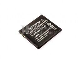 Bateria XPERIA S, Arc HD, Li-ion, para telefonos Sony Ericsson 3,7V, 1550mAh, 5,7Wh
