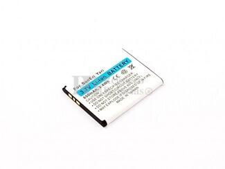 Bateria Yari, Li-ion, para telefonos SonyEricsson 3,7V, 650mAh, 2,4Wh
