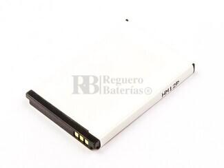 Batería Creative ZenMicro, Li-ion, 3,7V, 950mAh, 3,5Wh, para MP3, MP4