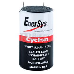 Batería Cyclon 2 Voltios 5 Amperios 0800-0004