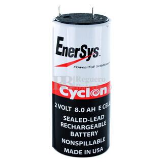Batería Cyclon 2 Voltios 8 Amperios 0850-0004