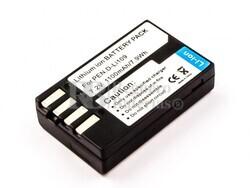 Bateria  D-Li 109, Li-ion, 7,2V, 1100mAh, 7,9Wh para camaras PENTAX