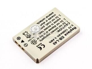 Bateria DB-L40 para camaras Sanyo..