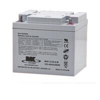Batería de Agm MK M4012-SLDM 12 Voltios 45 Amperios 198mm x 166mm x 171mm