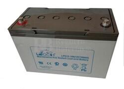 Batería Gel 12 Voltios 100 Amperios Leoch LPG12-100