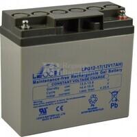 Batería Gel 12 Voltios 17 Amperios Leoch LPG12-17