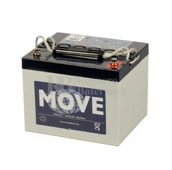 Batería de GEL 12 Voltios 38 Amperios MOVE MPG38-12