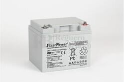Bateria de Gel 12 Voltios 40 Amperios Firstpower LFP1240 (197x165x170)