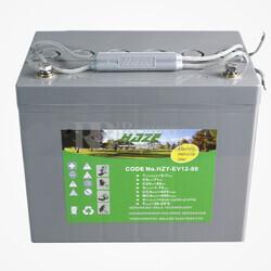 Batería Gel 12 Voltios 80 Amperios Haze EV12-80