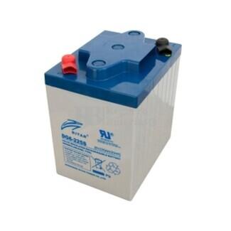 Bater�a de Gel Deep Cycle Ritar 6 Voltios 225 Amperios ( 243x188x275 mm )