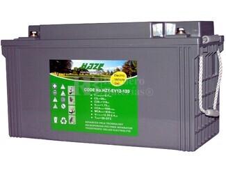 Batería de GEL 12 Voltios 120 Amperios HAZE HZY-EV12-120