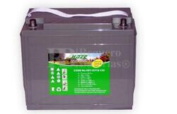 Batería de GEL 12 Voltios 135 Amperios HAZE HZY-EV12-135