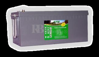 Bateria de GEL HAZE 200 Amperios 12 Voltios  522 x 242 x 220 mm HZY-EV12-200