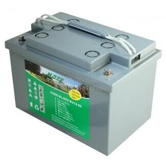 Bateria de GEL HAZE 65 Amperios 12 Voltios  272 x 165 x 188 mm HZY-EV12-65