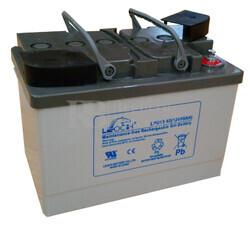 Bateria de GEL LEOCH 12 Voltios 65 Amperios LPG12-65 (325x167x174mm)
