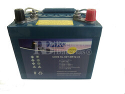 Batería Gel Marina 12 Voltios 44 Amperios Haze HZY-MR12-44
