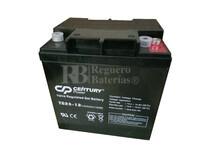 Batería de Gel para Carro de Golf 12 Voltios 26,6 Amperios