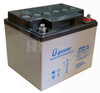 Batería de Gel para Silla de Ruedas Eléctrica en 12 Voltios 40 Amperios MU-UPG40-12