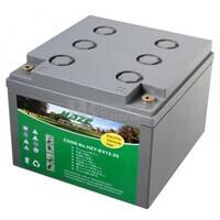 Bateria Gel para Silla de Ruedas 12 Voltios 26 Amperios EV12-26
