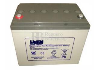 Batería de Gel 12 Voltios 85 Amperios LIVEN  LVG85-12