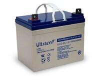 Batería de Gel 12 Voltios 35 Amperios ULTRACELL UCG35-12