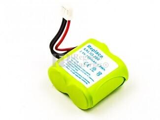 Batería de larga duración para PHILIPS Magic Xalio 200 TD6031 TD6731 TD6831 Zenia 200