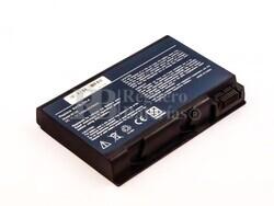 Batería de larga duración para Acer ASPIRE 5630, EXTENSA 5510, EXTENSA 5510Z, TRAVELMATE 2450, TRAVELMATE 2490