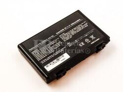 Batería de larga duración para Asus A32-F82, F52, K50, K40IN-B1, K40IN-A1, K40IN, K40IJ-A1, X66IC, P50, K40C