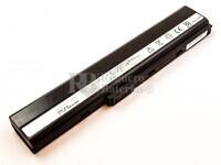 Batería de larga duración para Asus A41-K52, A31-K52, A42-K52, A32-K52, A52JR-X1, K42F, A52SERIES, K52JK, K52JC